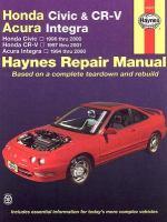 Honda Civic & CR-V, Acura Integra Automotive Repair Manual