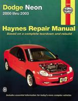 Dodge & Plymouth Neon Automotive Repair Manual