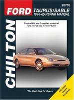 Chilton's Ford Taurus/Sable