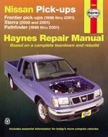 Nissan Pick-ups, Xterra & Pathfinder Automotive Repair Manual