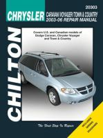 Chilton's Chrysler Caravan/Voyager/Town & Country