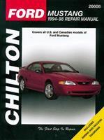 Chilton's Ford Mustang 1994-04 Repair Manual
