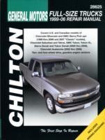 Chilton's General Motors Full-size Trucks 1999-06 Repair Manual