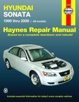 Hyundai Sonata Automotive Repair Manual