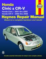 Honda Civic & CR-V Automotive Repair Manual