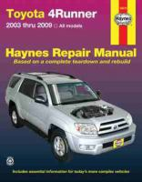 Toyota 4Runner Automotive Repair Manual