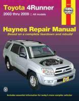 Toyota 4Runner Automotive Repair Manual