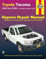 Toyota Tacoma Automotive Repair Manual