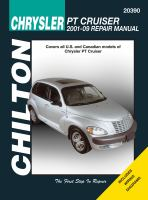 Chilton's Chrysler PT Cruiser 2001-09 Repair Manual