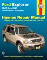 Ford Explorer & Mercury Mountaineer Automotive Repair Manual