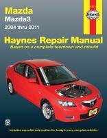 Mazda3 Automotive Repair Manual