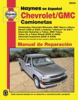 Camionetas Chevrolet y GMC