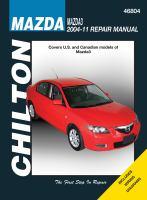 Chilton's Mazda