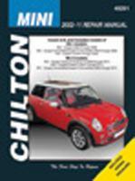 Chilton's Mini 2002-11 Repair Manual