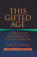 This Gifted Age