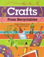 Crafts From Recyclables