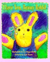 I Love You, Bunny Rabbit