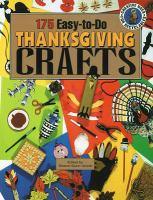 175 Easy-to-do Thanksgiving Crafts
