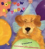 Bow-wow Birthday