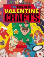 175 Easy-to-do Valentine Crafts