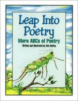 Leap Into Poetry