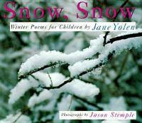 Snow, Snow