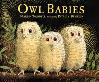 Cover of Owl Babies