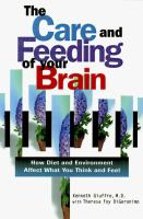 The Care and Feeding of your Brain