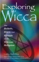 Exploring Wicca