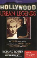 Hollywood Urban Legends