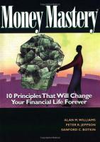 Money Mastery