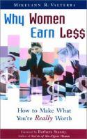 Why Women Earn Less