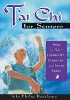 T'ai Chi for Seniors