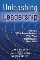 Unleashing Leadership