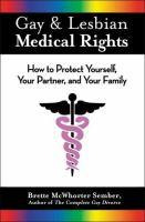 Gay & Lesbian Medical Rights