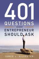 401 Questions Every Entrepreneur Should Ask
