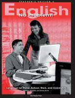 English -- No Problem!