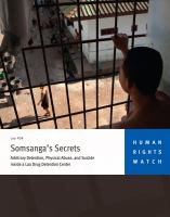 Somsanga's Secrets