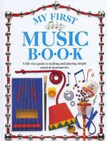 My First Music Book