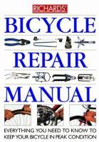 Richards' Bicycle Repair Manual