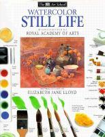 Watercolor Still Life