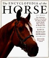 The Encyclopedia of the Horse