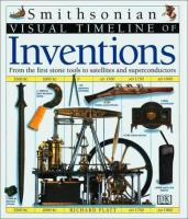 Smithsonian Visual Timeline Of Inventions