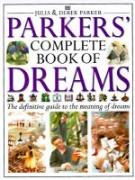 Parkers' Complete Book of Dreams