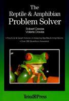 The Reptile & Amphibian Problem Solver