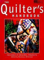 The Quilter's Handbook