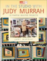 In the Studio With Judy Murrah