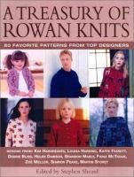 A Treasury of Rowan Knits