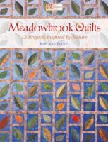 Meadowbrook Quilts