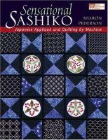 Sensational Sashiko